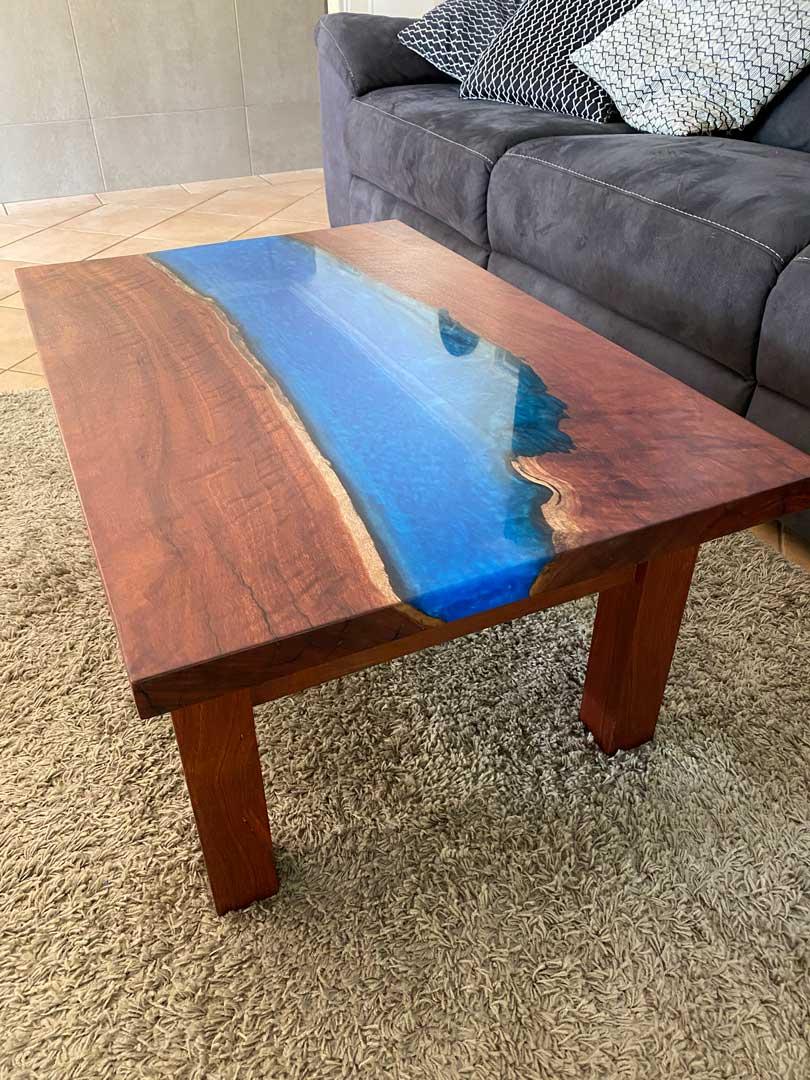 jarrah river table